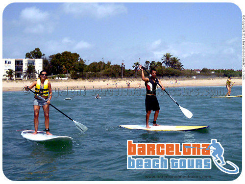 SUP Barcelona - paddle boards